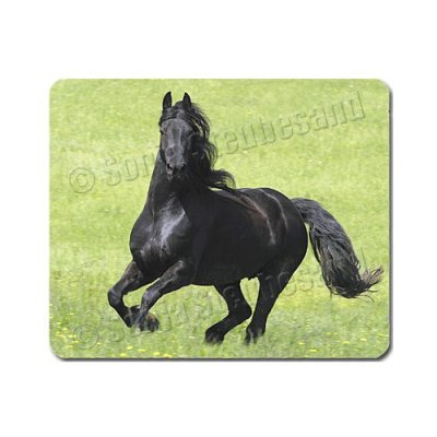 Mousepad Running Free